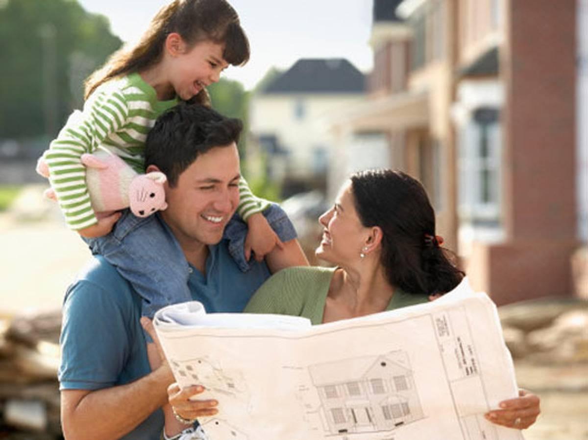 Банковская программа ипотеки для молодой семьи