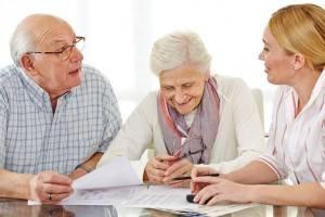 Оформление ипотеки для пенсионеров в Сбербанке