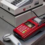 Терминал оплаты кредитными картами