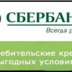 Кредит от Сбербанка в Самаре на потребительские нужды