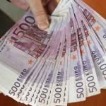 Прибыль с интервенций валютного рынка