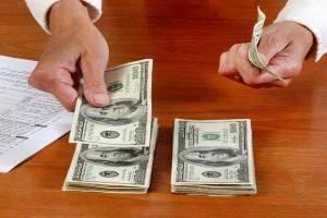 Заёмщики отказываются платить долги